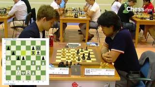 Carlsen vs Nakamura   World Blitz Championship: IM Rensch Commentary!
