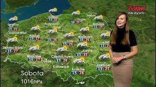 Prognoza pogody 20.07.2019