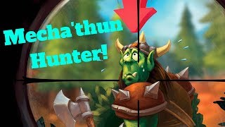 Mecha'thun Hunter! [Hearthstone Game of the Day]