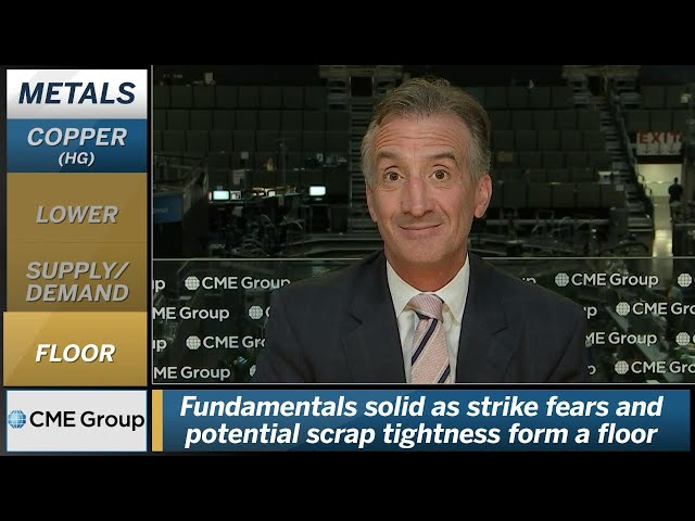 June 20 Metals Commentary: Larry Shover