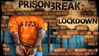 Prison Break: Lockdown [Complete 9 Levels GAMEPLAY]