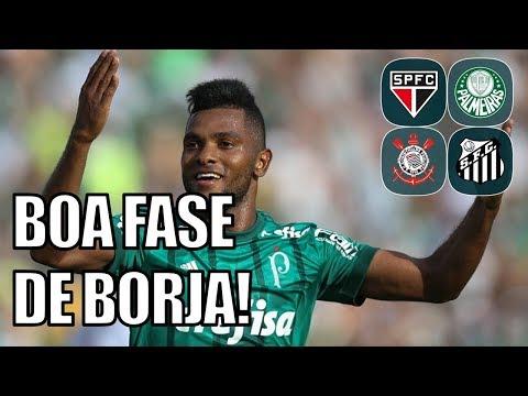 Em Metade Dos Jogos, Borja Já Marcou Mais Gols Do Que Em 2017 (09/05/18) - Boletim Da Manhã