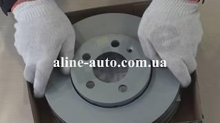 Zimmermann 100.1233.20 тормозной диск VAG