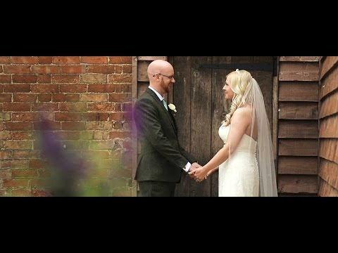 Bassmead Manor Barns wedding video