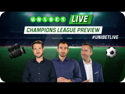 #UnibetLive: Our Unibet Experts Analyse the CL Last 16!