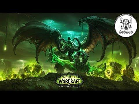 World of Warcraft: Legion История Охотников на демонов