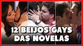 12 BEIJOS GAYS das NOVELAS BRASILEIRAS (ft. Juliano Laham e Pedro Henrique Müller) - Põe Na Roda