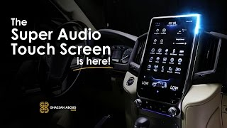 Video Super Audio Touch Screen for Land Cruiser is Here! download MP3, 3GP, MP4, WEBM, AVI, FLV Agustus 2017