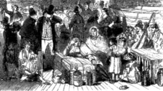 The Irish Potato Famine And Its Effects On Migration