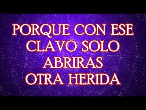 Alejandro Fernández - Sé Que Te Duele ft. Morat (LETRA)