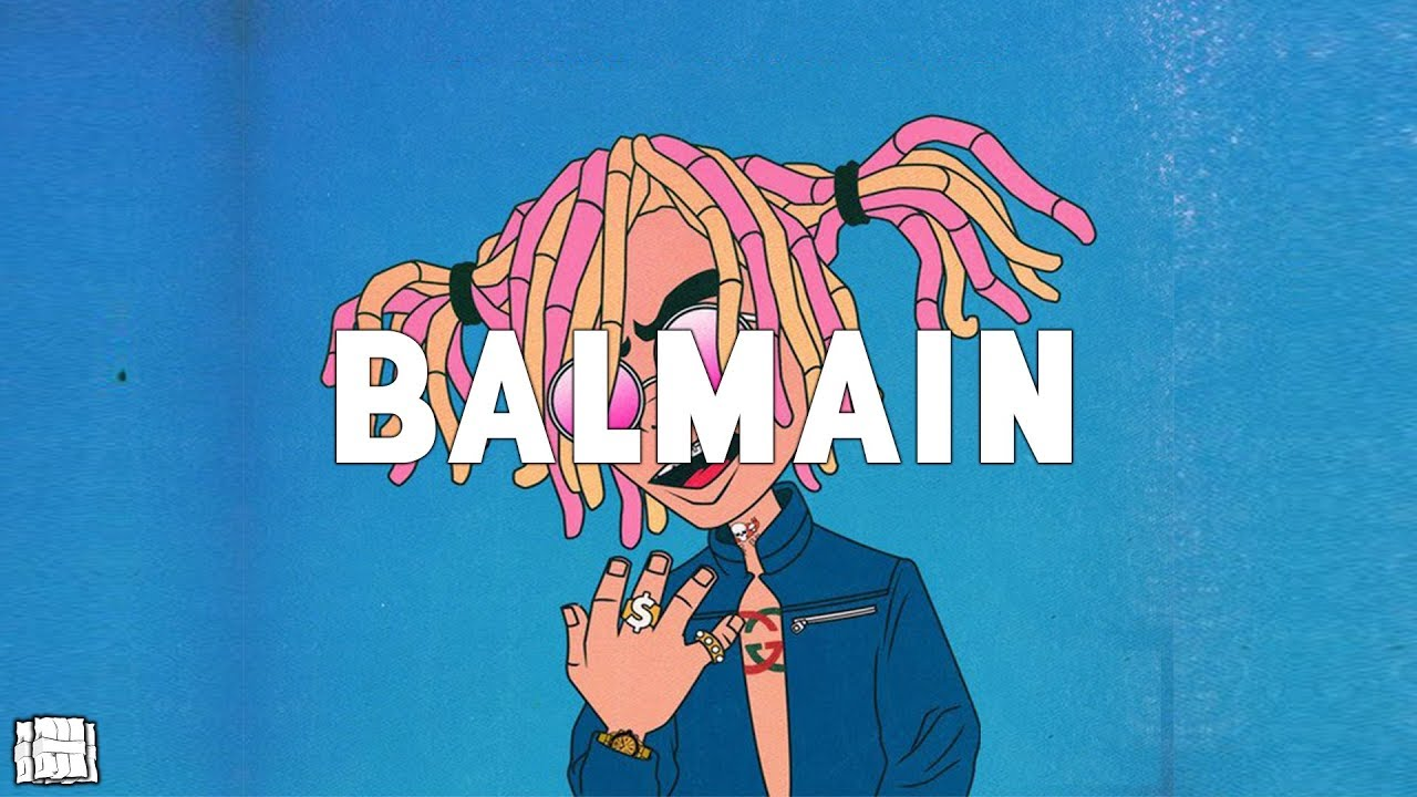cd61c9f718e7 (FREE) Lil Pump Type Beat