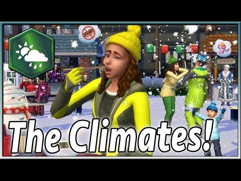 The Sims Info/Thoughts: Seasons Info FLOOD Monday, Mobile Update! thumbnail