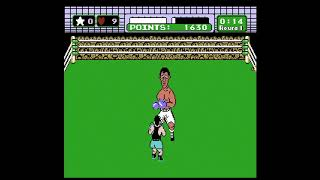 Don Flamenco KO in 15 seconds Major Circuit Mike Tyson's Punch-Out!! NES, NES Classic