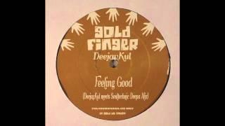 DeejayKul - Feeling Good (DeejayKul meets Soultechnic Deepa Mix)