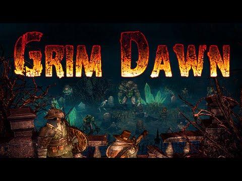 Dynamite Grim Dawn