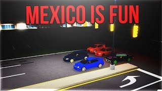 🏎️ MEXICO STREET RACING🏎️ ROBLOX Roleplay!