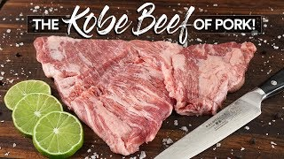 The KOBE BEEF of PORK Experience | Guga Foods