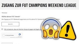 FIFA 17 Glitch - Ohne ein Spiel für Fut Champions qualifizieren!! (Deutsch)