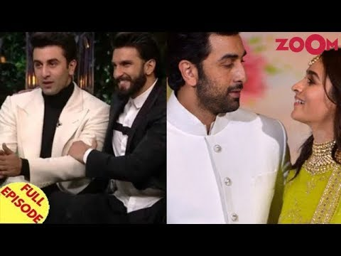 Ranbir & Ranveer to come together? | Ranbir & Alia's trouble makes Karan worried? & more