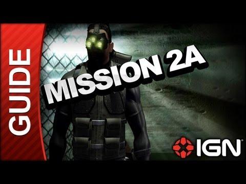 Tom Clancy's Splinter Cell Walkthrough - Mission 2A - Defense Ministry