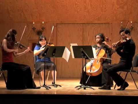 Bartok String Quartet No. 3 Part 1