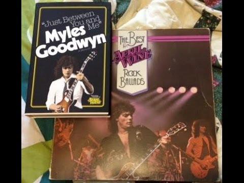 Tim's Vinyl Confessions - April Wine (Myles Goodwyn book review)