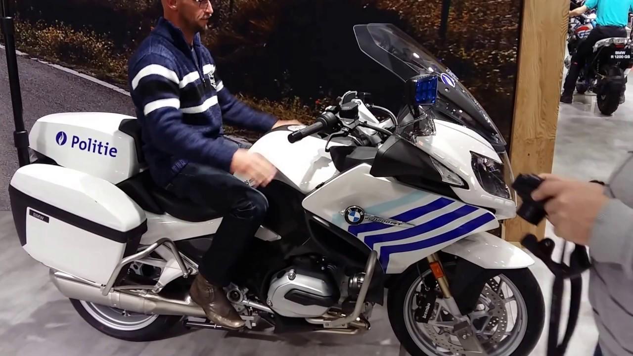 Bmw R 1200 Rt Police Motobike 2017