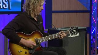 Marshall Haze 40 MHZ40C Guitar Combo Amp Demo | Full Compass