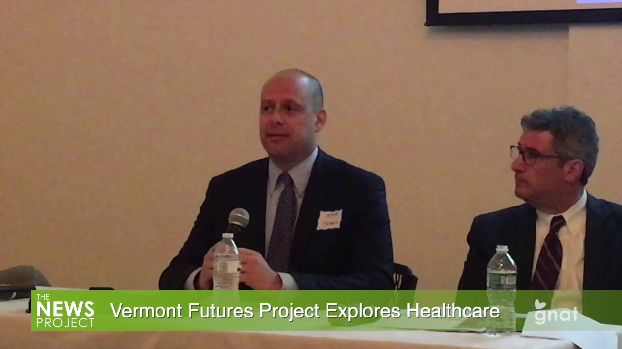 The News Project - Vermont Futures Project Explores