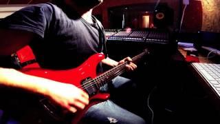 Guitar solo on Giusy Ferreri song