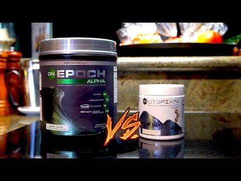 De Novo Utopia(n) vs Epoch Alpha - Which to Use When (REVIEW)
