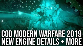 Call of Duty: Modern Warfare 2019 - The NEW COD Engine Revealed + Analysed!