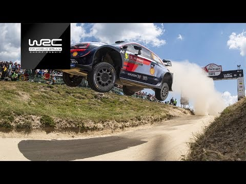 WRC - Vodafone Rally de Portugal 2018: Best of Action!