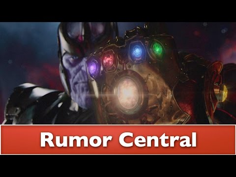 Rumor Central Podcast - CAPTAIN AMERICA: CIVIL WAR Post-Credit Scene Speculation