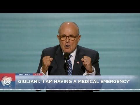 Highlights Of Rudy Giuliani