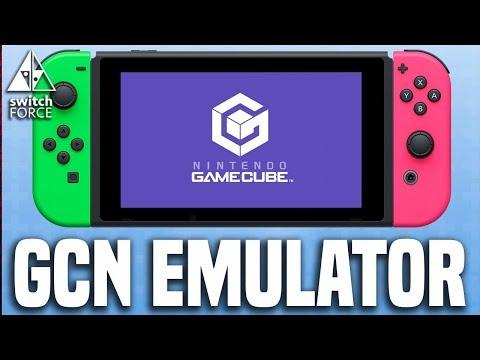 Nintendo Built A GameCube Emulator! GCN Virtual Console Switch?