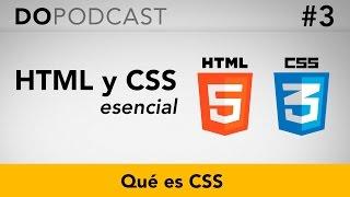 HTML y CSS Esencial #3 - Qué es CSS