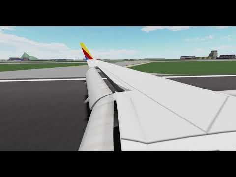 ROBLOX - Flightline - Open Beta - [2] - Landing on 3926 in Tophon Bridge