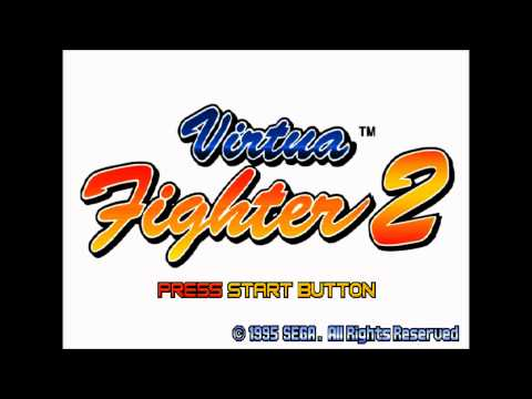 Virtua Fighter 2 - Jeffry's Theme (Sega Saturn)