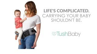 TushBaby Baby Carriers