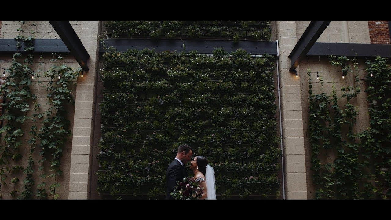 Doug and Samantha Wedding Film - Excelsior, Lancaster PA Wedding