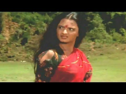 Dharmendra worried about Rekha - Ghazab Scene