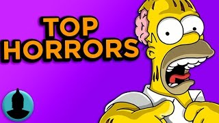 Top 9 Treehouse of Horror (ToonedUp #198) | ChannelFrederator