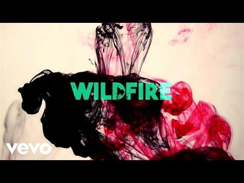 Marianas Trench - Wildfire Lyric