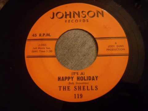 Shells - Happy Holiday - Rockin Doo Wop Sound - Brooklyn Group