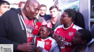 Arsenal 1-2 Sevilla | Robbie's Daughter Doesn't Think We Will Win The League