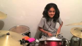 Baixar Raghav 10 Year old Drummer - Seven and a half Steve Smith & Vital Information