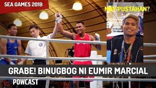 SEA Games Boxing | How Eumir Marcial Destroyed His Malaysian Foe? | Casimero Tuwang tuwa sa Panalo