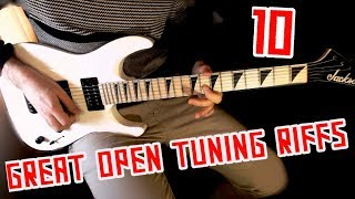 I Played 10 Amazing Open Tuning Riffs  EP. 1 (Devin Townsend)