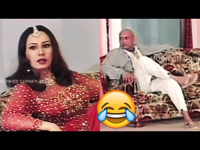 Deedar and Akram Udas Best Comedy Stage Drama Clip - पंजाबी कॉमेडी